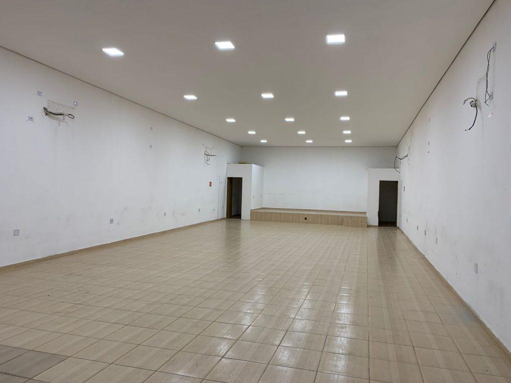 Salão Comercial – Locação